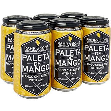 Rahr Paleta de Mango