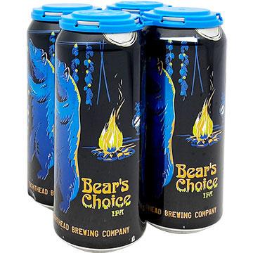 Tighthead Bear's Choice