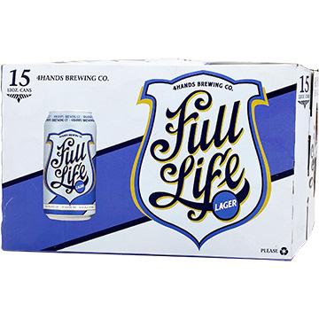 4 Hands Full Life Lager