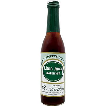 Fee Brothers Sweetened Lime Juice