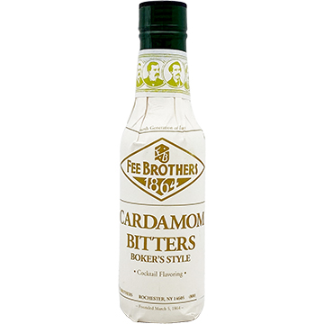 Fee Brothers Cardamon Bitters