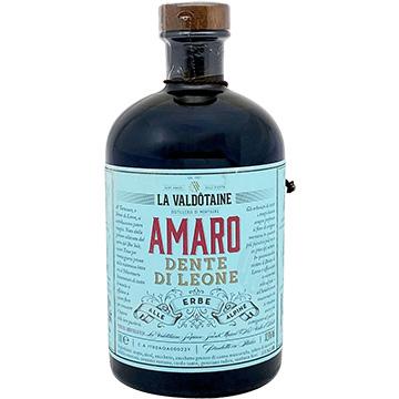 La Valdotaine Amaro Dente di Leone Liqueur