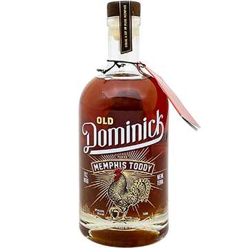 Old Dominick Memphis Toddy Bourbon Whiskey