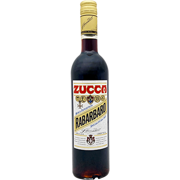 Rabarbaro Zucca Amaro Liqueur