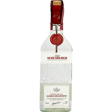Schladerer Schwarzwalder Kirschwasser Brandy