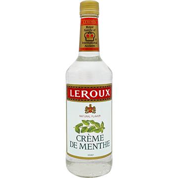 Leroux Creme de Menthe White Liqueur
