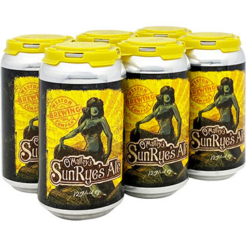 Weston O'Malley's SunRye's Ale