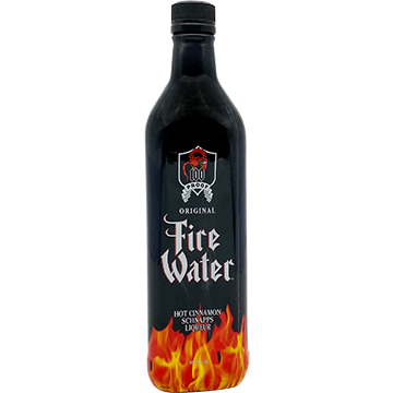 Fire Water Hot Cinnamon Schnapps Liqueur