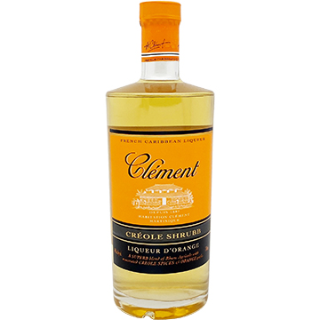 Clement Creole Shrubb d'Orange Liqueur