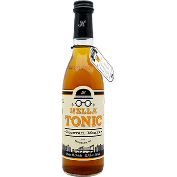 Hella Tonic Cocktail Syrup