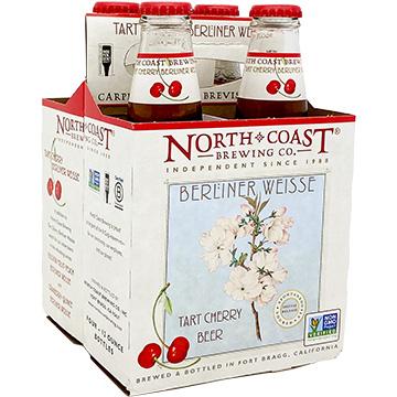 North Coast Tart Cherry Berliner Weisse
