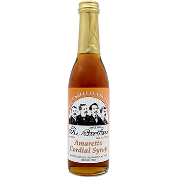 Fee Brothers Amaretto Cordial Syrup