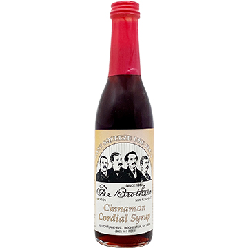 Fee Brothers Cinnamon Cordial Syrup