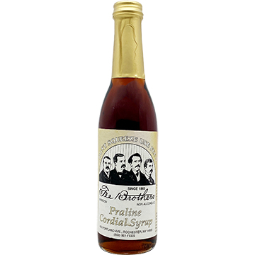Fee Brothers Praline Cordial Syrup