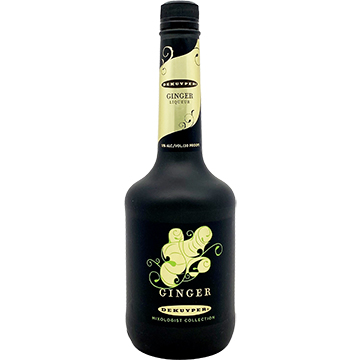 DeKuyper Mixologist Collection Ginger Liqueur