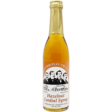 Fee Brothers Hazelnut Cordial Syrup
