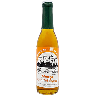 Fee Brothers Mango Cordial Syrup