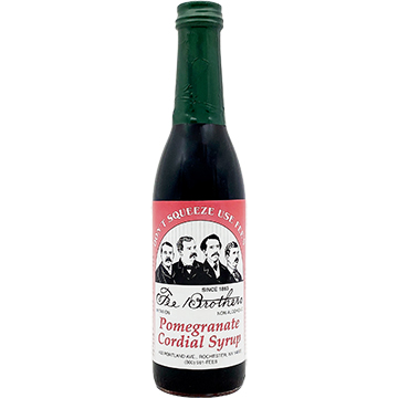 Fee Brothers Pomegranate Cordial Syrup