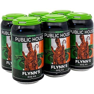 Public House Flynn's Irish Red