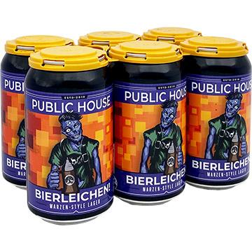 Public House Bierleichen!