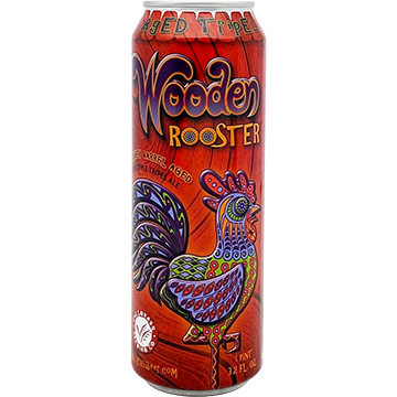 Tallgrass Wooden Rooster