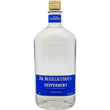 Dr. McGillicuddy's Intense Peppermint Liqueur