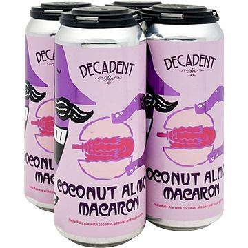 Decadent Ales Coconut Almond Macaron