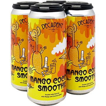 Decadent Ales Mango Coconut Smoothie