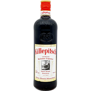 Peter Busch Killepitsch Herbal Liqueur