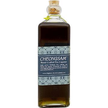 Cheongsam Jade Oolong Tea Liqueur