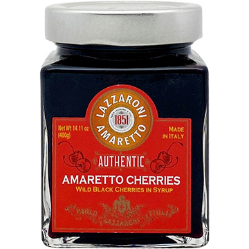 Lazzaroni Amaretto Wild Black Cherries