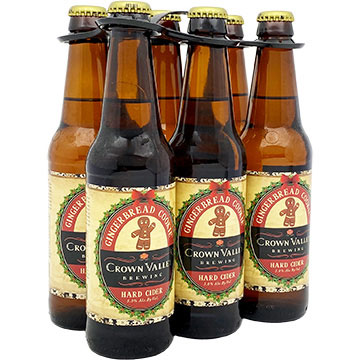 Crown Valley Gingerbread Cookie Hard Cider