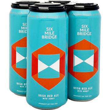 Six Mile Bridge Irish Red Ale with Honey