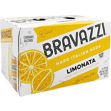 Bravazzi Limonata Hard Italian Soda