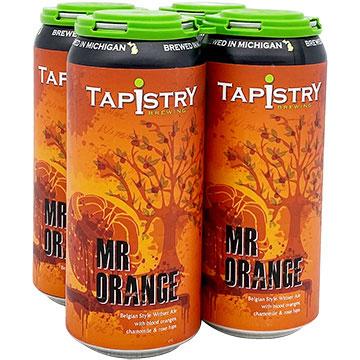 Tapistry Mr. Orange