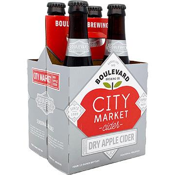 Boulevard City Market Cider