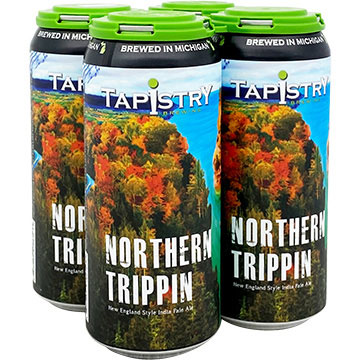 Tapistry Northern Trippin IPA