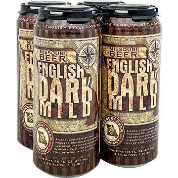 Missouri Beer English Dark Mild