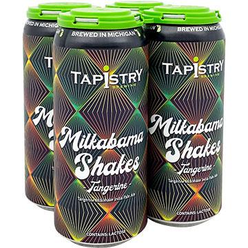 Tapistry Tangerine Milkabama Shakes