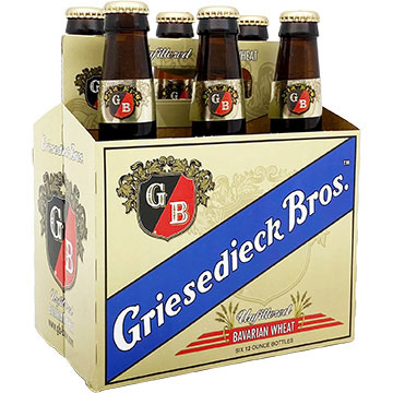 Griesedieck Brothers Unfiltered Bavarian Wheat