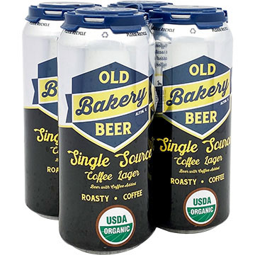 Old Bakery Single Source Coffee Lager