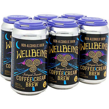 WellBeing Intrepid Traveler Coffee Cream Stout