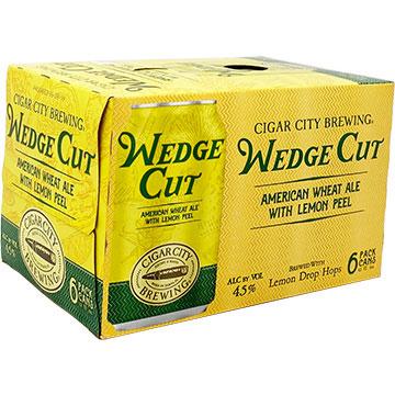 Cigar City Brewing Wedge Cut