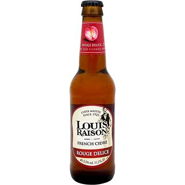 Louis Raison Rouge Delice Cider
