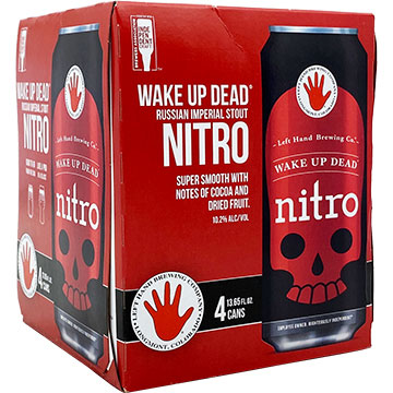 Left Hand Wake Up Dead Nitro
