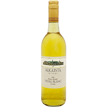 Augusta Winery Vidal Blanc 2011