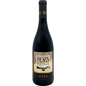 Roza Ridge Syrah 2010