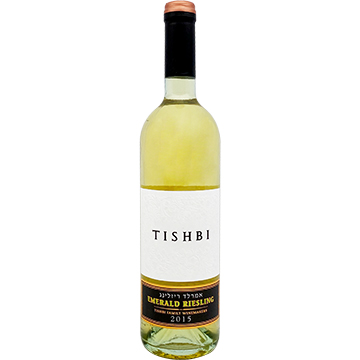 Tishbi Emerald Riesling 2015