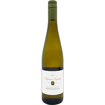 Thomas Fogarty Gewurztraminer 2015