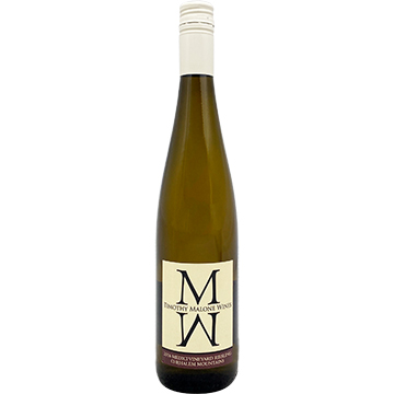 Timothy Malone Medici Vineyard Riesling 2016